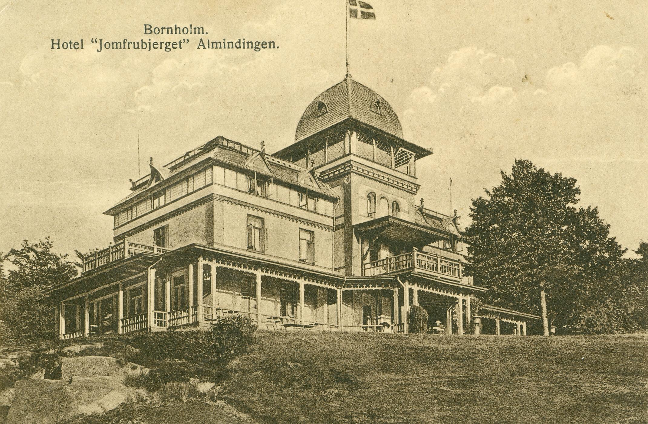 Bornholm | Gudme Lokalhistoriske Forening og Arkiv
